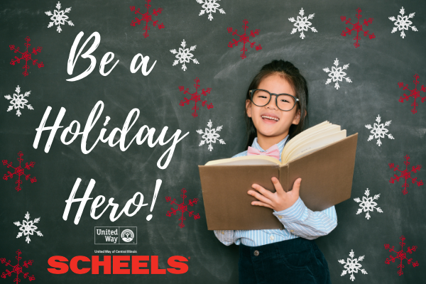 Email be a holiday hero!