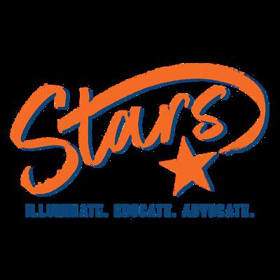 Stars: Illuminate, Educate, Advocate Logo