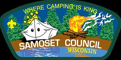 Samoset Council, Boy Scouts of America Logo