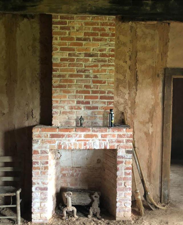Br fireplace