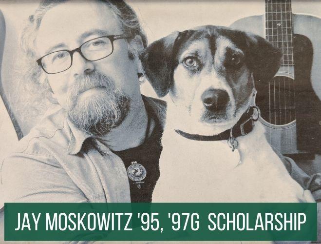 Jay moskowitz '95  '97g scholarship