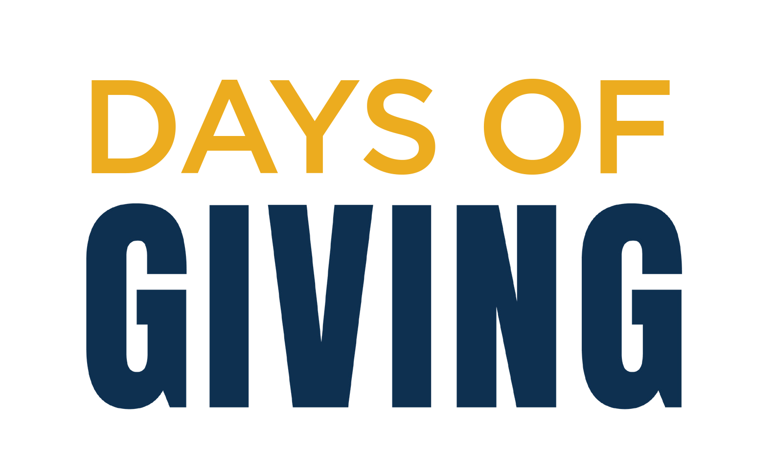 Days of giving