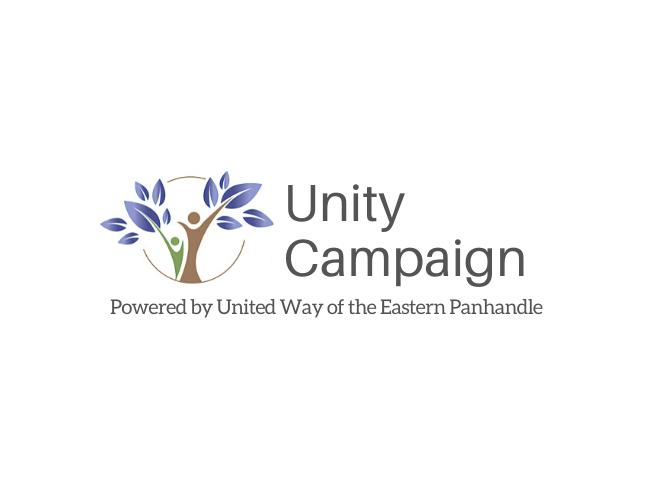 Logo unity slider