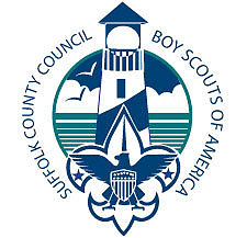 Suffolk County Council of Boy Scouts Logo