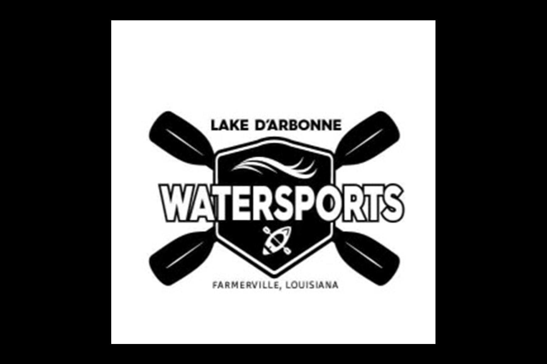 Lake d'arbone watersports logo