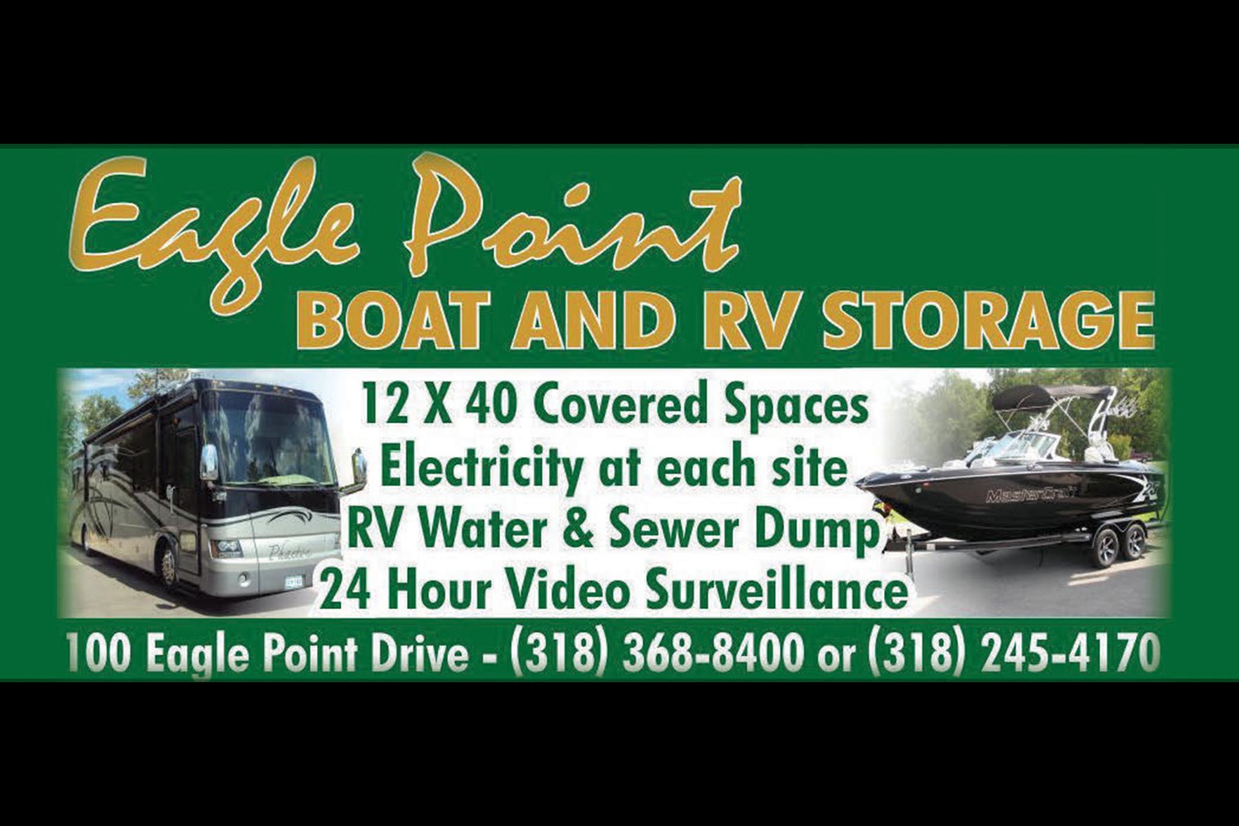 Eagle point rv   storage logo