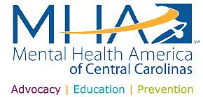 Mental Health America of Central Carolinas Logo