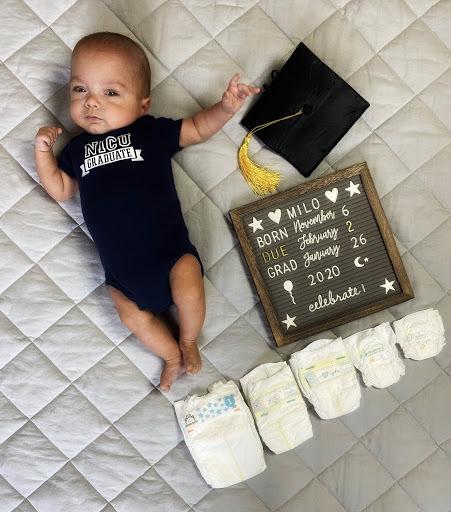 Milo nicu graduate diapers