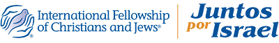 International Fellowship of Christians and Jews Logo