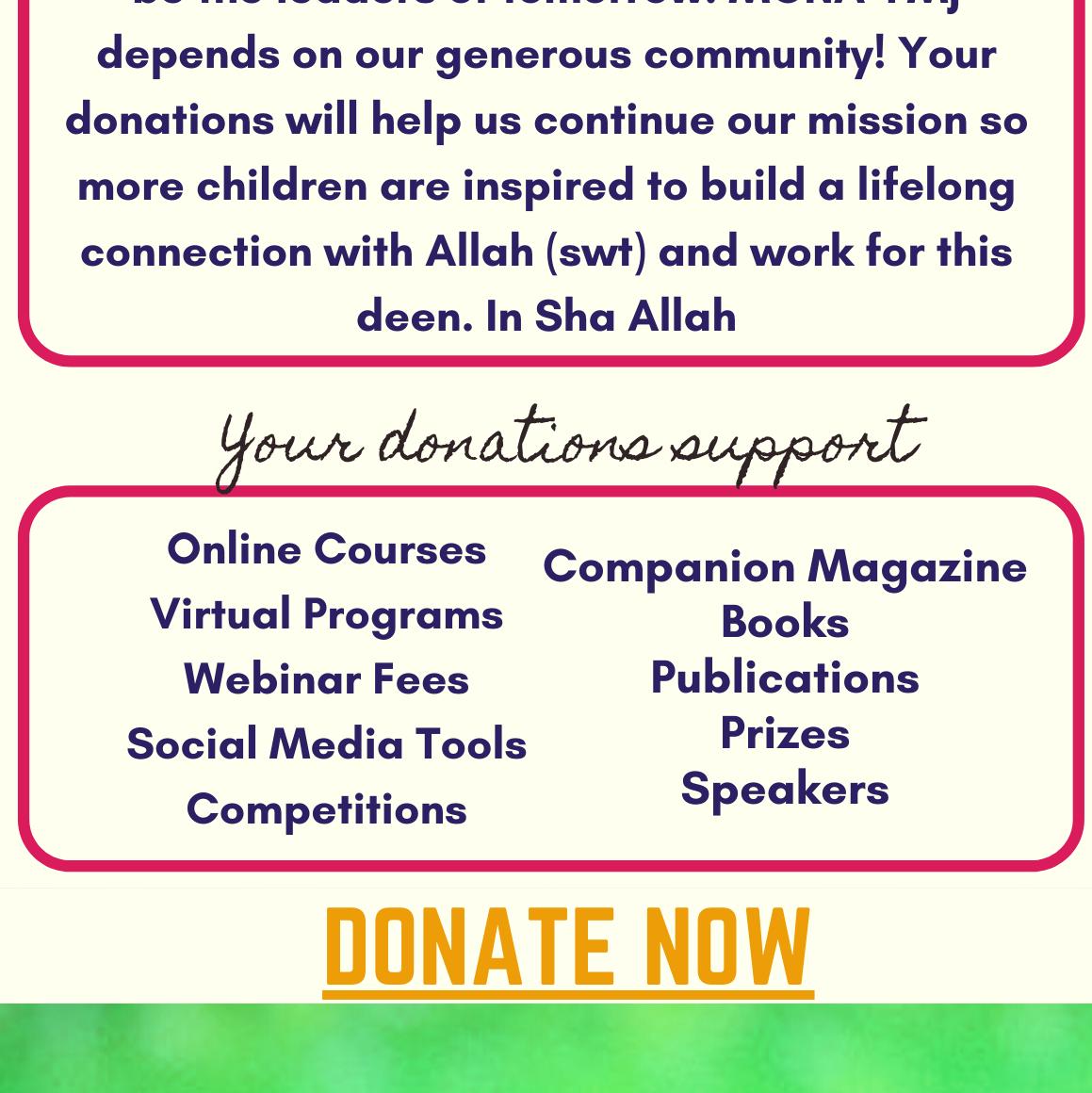 Mcna ramadan fundraising 2021 8