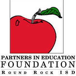 Round Rock ISD Partners in Education Foundation Logo