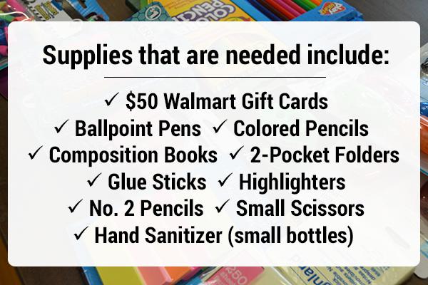 Supplies needed  2021backtoschool mc carouseltemplate 600x400