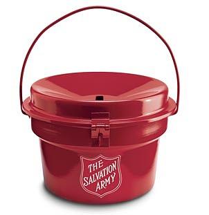 Organization logo red kettle image on white background