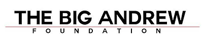 The Big Andrew Foundation Logo