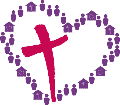 Church love inc heart