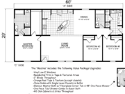 New Mobile Home Model for Sale: Medina by Champion Home Builders
