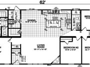 New Mobile Home Model for Sale: DeKalb by Champion Home Builders