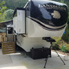 RV Lot for Sale: Beautiful Lot and RV For Sale/Choestoe Falls RV Park in GA Mountains, Blairsville, GA