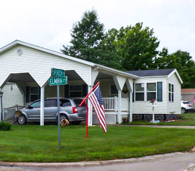 Affordable Mobile Home Community in Bloomfield, IA