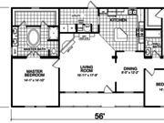 New Mobile Home Model for Sale: Williamson by Champion Home Builders