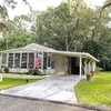 Mobile Home for Sale: Lovely Doublewide On Elevated Lot w/Golf Cart, Brooksville, FL