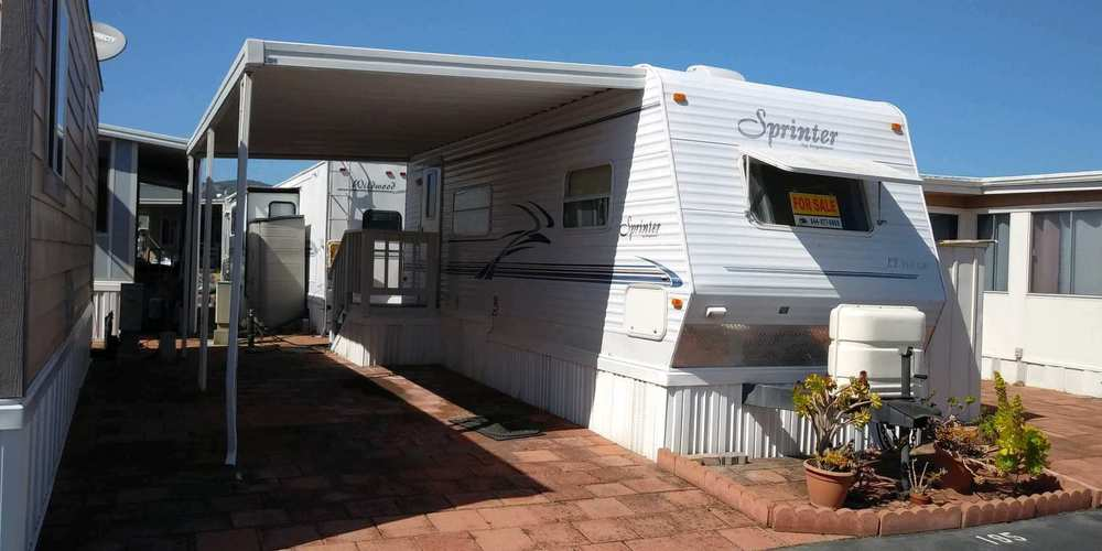 mobile home parks pismo beach ca