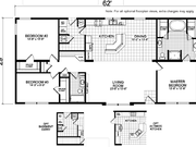 New Mobile Home Model for Sale: West Point by Champion Home Builders