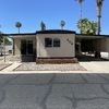 Mobile Home for Sale: FOR SALE Single Wide In A 55 Plus Community Lot 208, Tucson, AZ