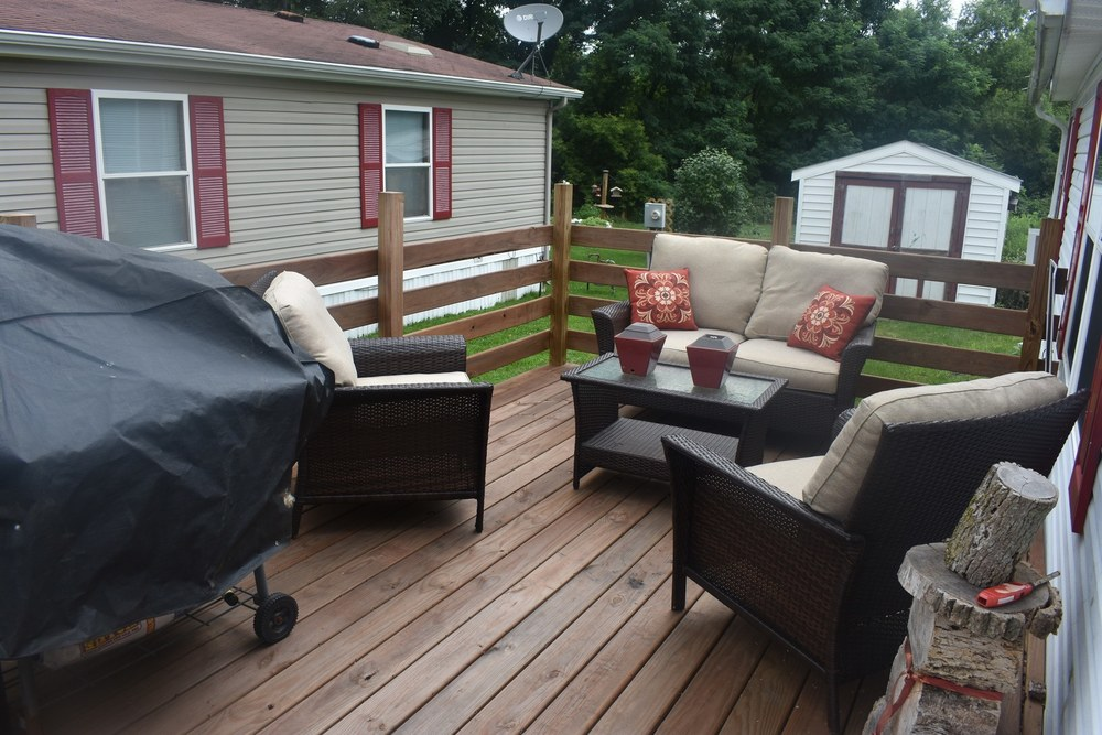 1999 Woodmanor - mobile home for sale in South Bend, IN 985044