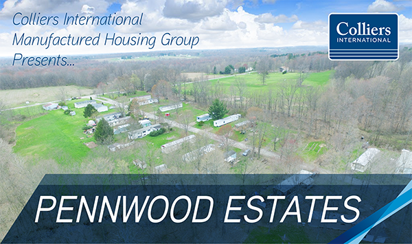 pennwood estates mobile home park for sale in hermitage pa rh mobilehomeparkstore com
