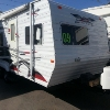 RV for Sale: 2009 Warrior Supercross SX1800