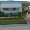 Mobile Home for Sale: Updated Furnished 1/1 55+ Pet OK Community, Largo, FL