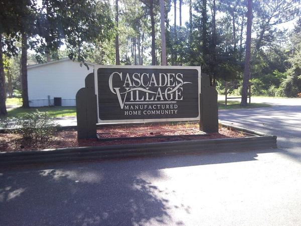 Mobile Home Park in Tallahassee FL Cascade Village Directory