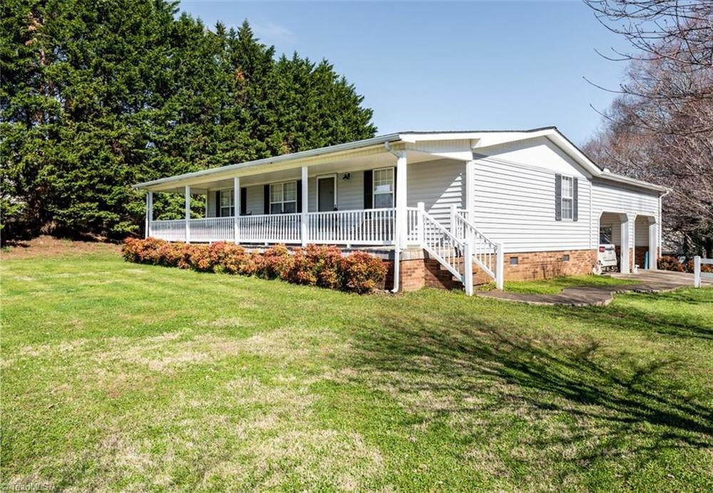 Traditional, Manufactured - Madison, NC - mobile home for ...