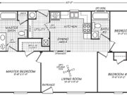 New Mobile Home Model for Sale: Chelan by Fleetwood Homes