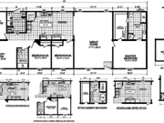 New Mobile Home Model for Sale: Elkhart by Champion Home Builders