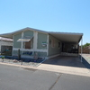 Mobile Home for Sale:  2 Bed, 2 Bath 1988 Harborlight Turn Key And Beautifully Furnished! #42 , Apache Junction, AZ