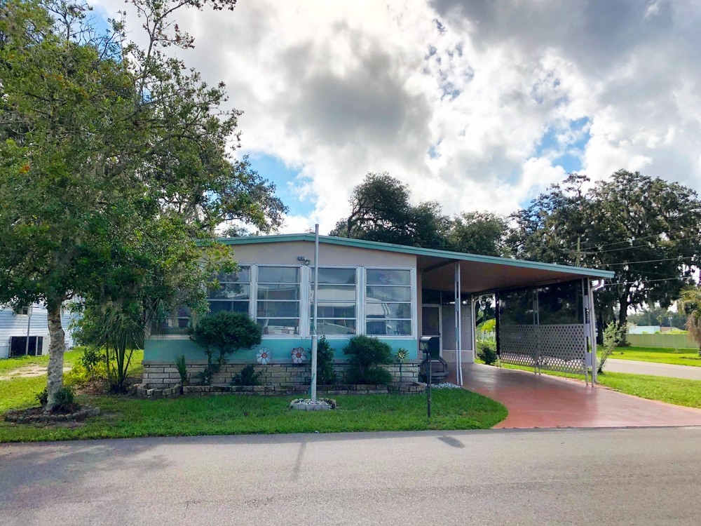 1978 Nobi Mobile Home For Sale In Bushnell Fl 988467