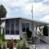 Mobile Home for Sale: 1 Bed/1 Bath With Front Lanai, Largo, FL