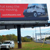 Billboard for Rent: JAMMED TRAFFIC RT. 73 ACROSS FROM WAWA #210, Pennsauken Township, NJ