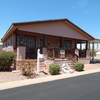 Mobile Home for Sale: 2 Bed, 2 Bath 2007 Palm Harbor- Must See And On Large Corner Lot! #67 , Mesa, AZ
