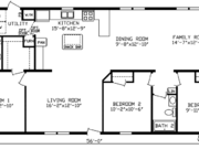 New Manufactured and Modular Home for Sale: Dixon by Cavco Homes
