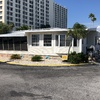 Mobile Home for Sale: Furnished 2 Bed/1 Bath Home With Water View, South Pasadena, FL