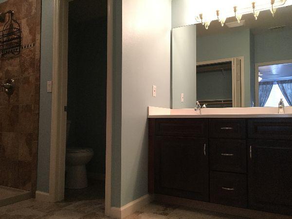 2 bedroom 2 bath remodeled park model mobile home for - 2 master bedroom houses for sale ...