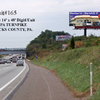 Billboard for Rent: New Digital Unit Long View! 276 PA  Turnpike Bucks County, PA, Southampton, PA