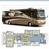 RV for Sale: 2008 AMBASSADOR 40SKQ