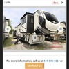 RV for Sale: 2020 MONTANA HIGH COUNTRY 377FL