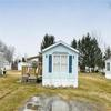 Mobile Home for Sale: Mobile Manu Home Park,Mobile Manu - Double Wide - Cross Property, Pavilion, NY