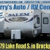 RV for Sale: 2012 Salem 27DBUD
