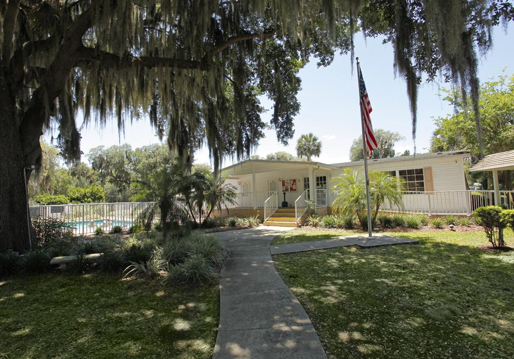 Bulow Plantation - mobile home park in Flagler Beach, FL ...